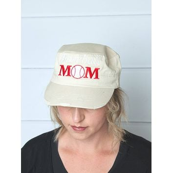 Mrs Coach hat - mama style hat - baseball cap | Lacrosse hat for mom