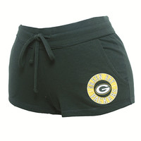 Green Bay Packers Home Field French Terry Shorts