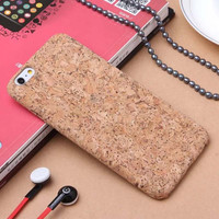 Wood Grain Case Cover For Apple iphone 6 iphone6 6S 6Plus 6SPlus 4.7/5.5 inch Back Cover Case For Phone