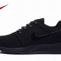 Nike Black Roshe Mens Running Shoes
