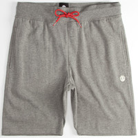 Element Cornell Mens Sweat Shorts Heather  In Sizes