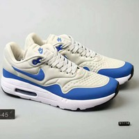 NIKE AIR MAX 1 ultra Women Casual Running Sport Shoes Sneakers H-A-YYMY-XY-5