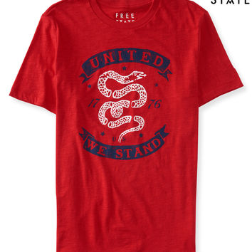 Free State United We Stand Graphic T