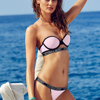 The Logo Beach Bandeau - Beach Sexy - Victoria's Secret