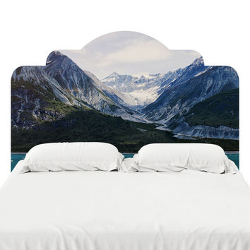 Alaska Headboard Decal