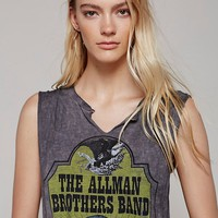 Free People Allman Brothers Band Tee