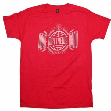 Dave Matthews Band Radio Tower Soft T-Shirt