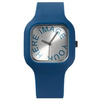 Design Your Own Navy Blue Modify Wrist Watch