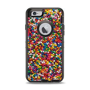 The Tiny Gumballs Apple iPhone 6 Otterbox Defender Case Skin Set