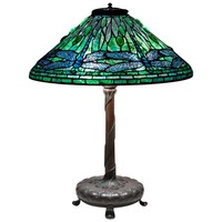 Tiffany Studios 'Dragonfly' Table Lamp