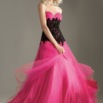 Elegant Vestidos De Festa Low Sweetheart Neckline Appliques Prom Dress Ruffle Backless Ankle Length Prom Dresses Z201619