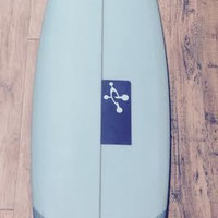 Chemistry Surfboards-Honey Dip 5'10""