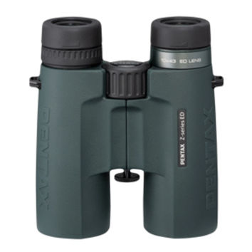PENTAX ZD 10x43 ED(Extra-Low Dispersion Glass) Binoculars - Green