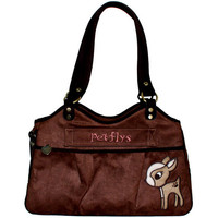 Pet Flys Bon Ami Dog Tote - Baby Doe