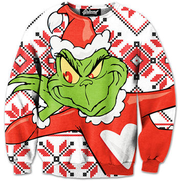 Beloved Grinch Sweatshirt