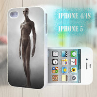 unique iphone case, i phone 4 4s 5 case,cool cute iphone4 iphone4s 5 case,stylish plastic rubber cases cover, funny E.T  mysterious p996