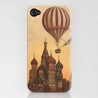 Moving to Moscow iPhone Case - Print Shop