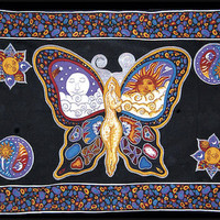 Celestial Butterfly - Tapestry