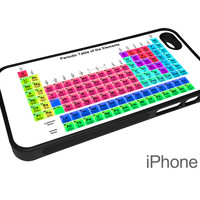 Periodic Table of Elements Phone Case for iPhone and Samsung Phones