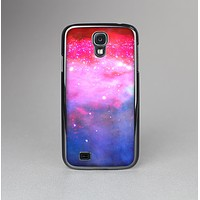 The Vivid Pink and Blue Space Skin-Sert Case for the Samsung Galaxy S4