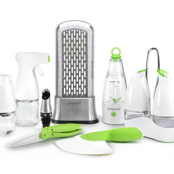Healthy Living (8 Piece Set)