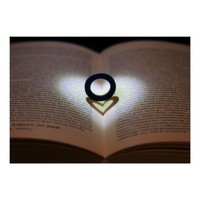 Love Ring and Shadow Heart Poster