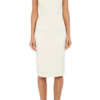 Zac Posen Fitted Cocktail Dress | Barneys Warehouse