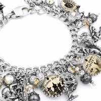 The Magic Shoppe Halloween Charm Bracelet