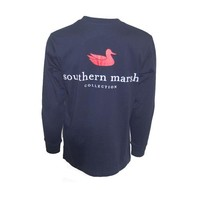 Palmetto Moon | Southern Marsh Youth Authentic Long Sleeve T-Shirt