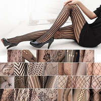 Fishnet Style Tights