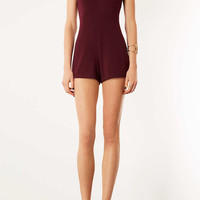 High Neck Playsuit - New In This Week - New In - Topshop USA