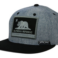 Official Cham Cali Snapback Hat