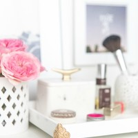 LuLu*s Fresh Spaces: DIY Vanity Tray