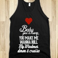 Baby You a Song - Country Shirts