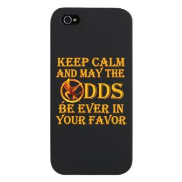 Hunger Games Keep Calm iPhone 5 Case> Hunger Games Keep Calm> The Tshirt Painter