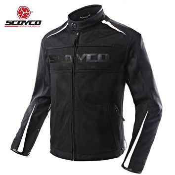 Motorcycle Clothes Men Touring Mesh Breathable Moto Jackets Jerseys Waterproof Motobike