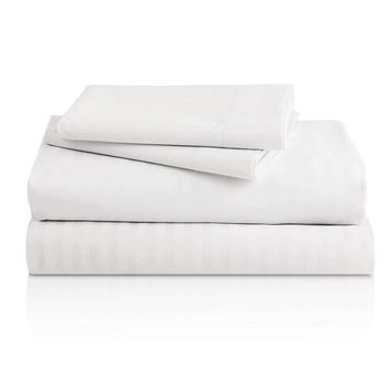 Bellagio Two-Tone Stripe Sheet Set