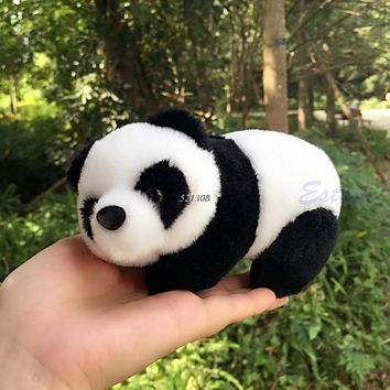 Lovely Super Cute Stuffed Kid Animal Soft Panda Gift Present Doll Toy