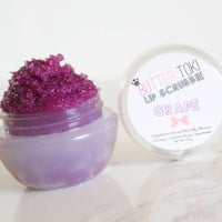 Grape Brown Sugar Lip Scrubbie 10ml