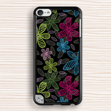 snowflake ipod case, Snowdrop ipod 5 case,color flower ipod 4 case,snowflower ipod 5 touch case,vivid flower ipod touch 4 case,flower design touch 4 case,art flower touch 5 case