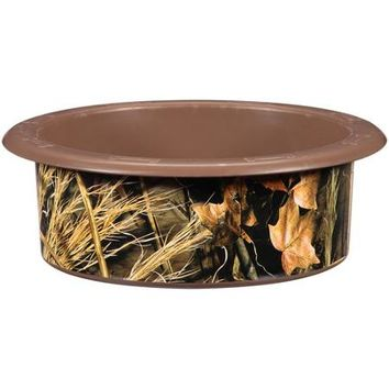 Pet Champion Camouflage Dog Bowl - Walmart.com