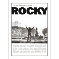 Rocky - Domestic Poster