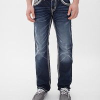 Rock Revival Eldon Straight Stretch Jean