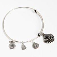 Alex and Ani | Sea Shell Expandable Wire Charm Bracelet | Nordstrom Rack