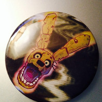 FNAF: Springtrap Button