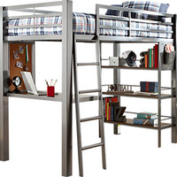 Louie 2 Pc Twin Loft Bed