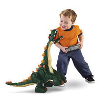 Fisher-Price Spike the Ultra Dinosaur