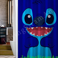 lilo & stitch Shower Curtain