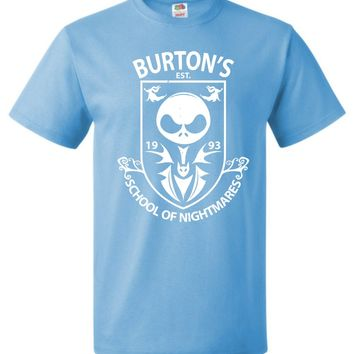 Burton's School Of Nightmares Youth T-Shirt