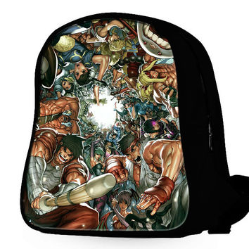 Stronger Character Capcom Backpack